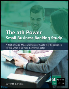 ath Power Small Business Banking Study