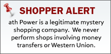 ath Power Shopper Alert