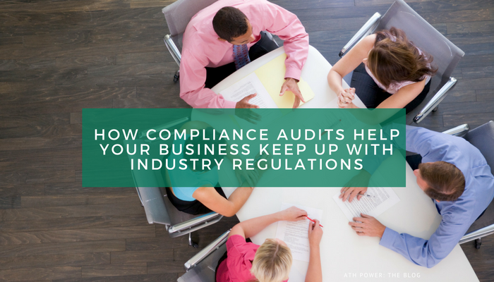 How Compliance Audits Help Your Business Keep Up With Industry Regulations