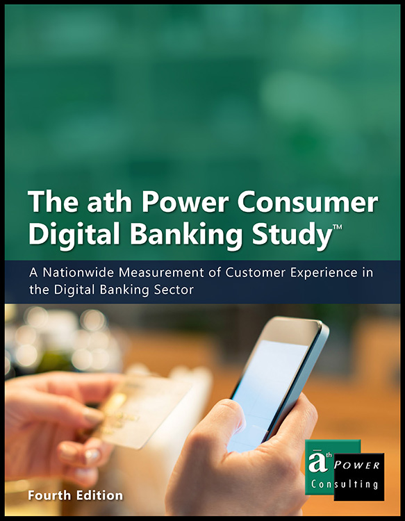 ath Power Consumer Digital Banking Study