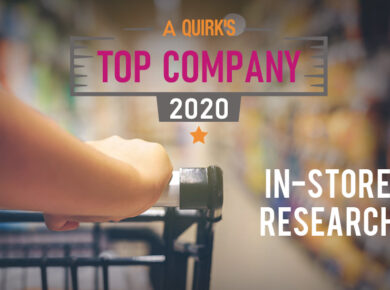 Top In-Store Research Company