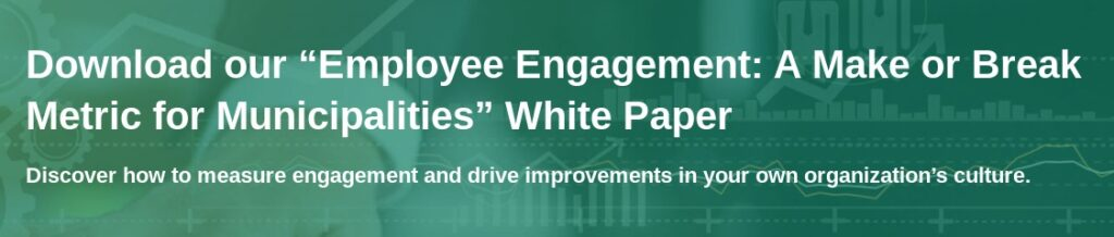 employee engagement whitepaper